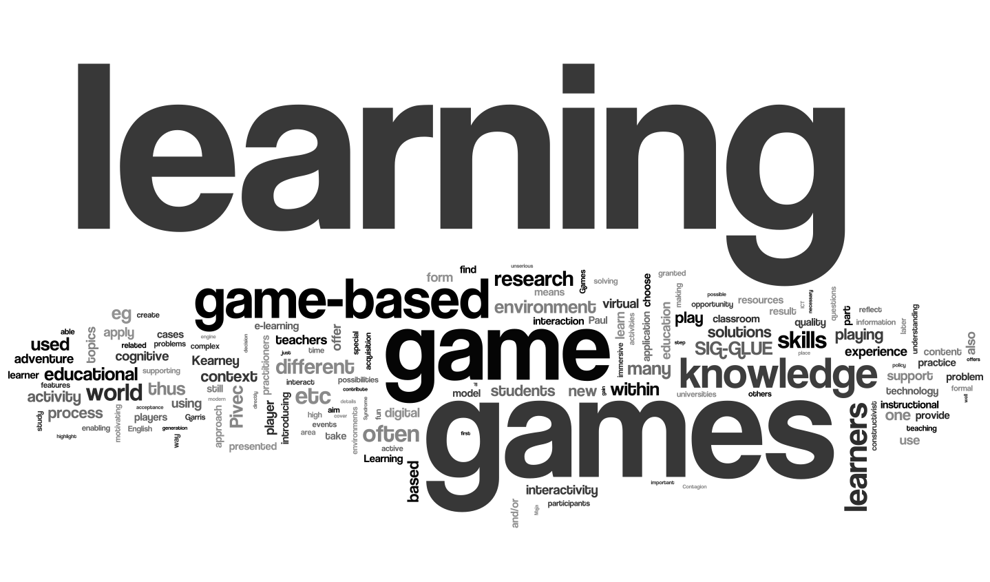 the educational benefits of the gameplay elements of modern video games As a gameplay element 91 items concepts and objects i like in video games this edit will also create new pages on giant bomb for.