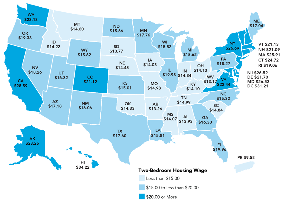 a discussion on the minimum wages in the united states A couple of states have tried to address regional wage disparities in their minimum-wage laws new york's increase , for example, will phase in fully by 2018 in new york city, but not till 2021 in westchester county and long island.